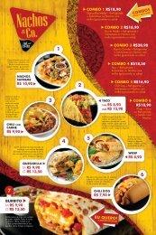 Combos eu QueRo! - Nachos & Co. delivery