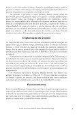 PROGRAMA ABRIGA OS FILHOS DAS CATADORAS DE FRANGO ... - Page 5