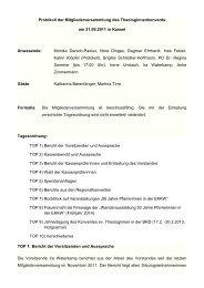 Protokoll der Mitgliederversammlung 2012 (PDF)