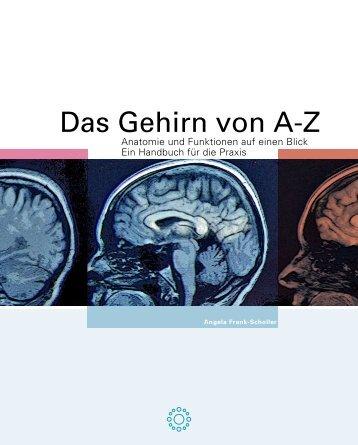 Das Gehirn von A-Z