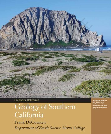 Geology of Southern California.pdf - Grossmont College