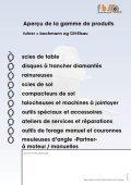 SCIES DE SOL - fuhrer+bachmann AG - Page 4