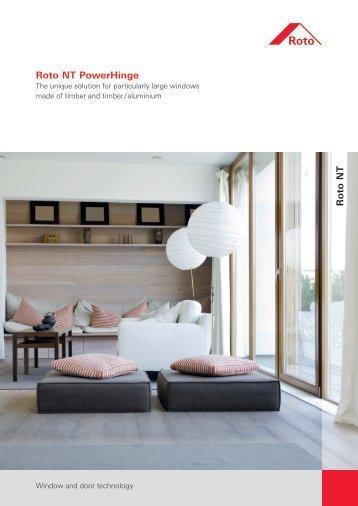 roto e tec. Black Bedroom Furniture Sets. Home Design Ideas