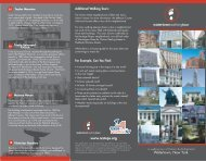 Download your copy of the Downtown Watertown Walking