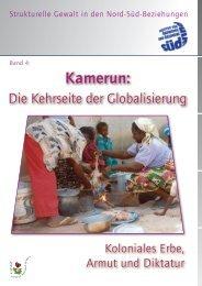 Kamerun: Die Kehrseite der Globalisierung - Fair Trade