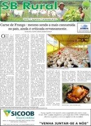 Carne de Frango - mesmo sendo a mais consumida ... - CeO - Udesc