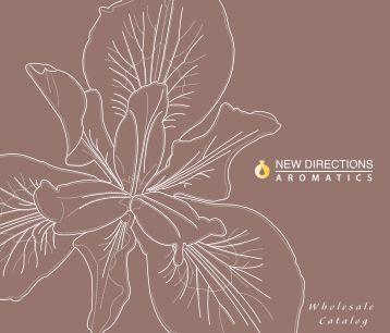 Wholesale Catalog - New Directions Aromatics