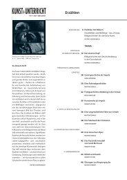 KUNST UNTERRICHT - Friedrich Verlag