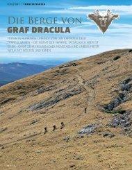 Die Berge von - Transylvania Adventure Travel