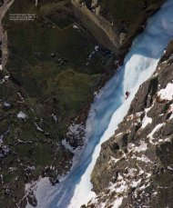 Mount Washington's five-star classic, Pinnacle Gully (NEI 3). Photo ...