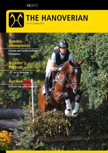 The Hanoverian 10|2012