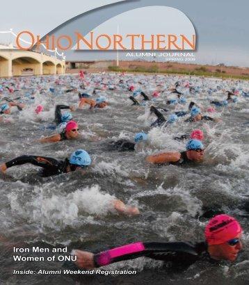 Iron Men and Women of ONU Inside - Ohio Northern University
