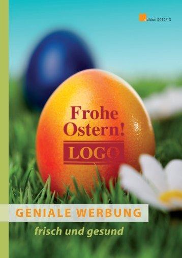 GENIALE WERBUNG - Kellermeister-Manns GmbH