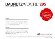 BAUNETZWOCHE#295