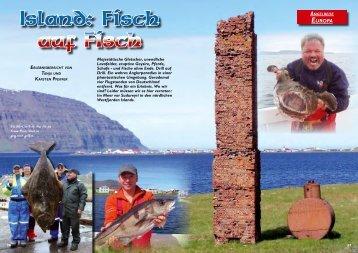 Fisch & Fang - Angelreisen Hamburg