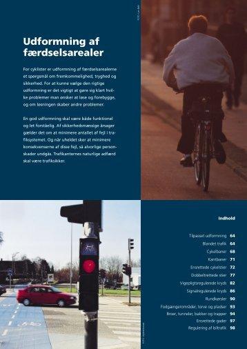 Idékatalog for cykeltrafik – Udformning af færdselsarealer - Cykelviden