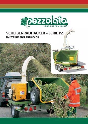 SCHEIBENRADHACKER – SERIE PZ - Matthias Rau GmbH