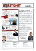 IT & Fastigheter 2010 - Fastighetstidningen - Page 5