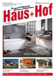 Bad- & Wellness Trends - Schmidt Medien Verlag
