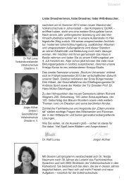 Vorwort mit Inhaltsverzeichnis (PDF, 740 KB) - Volkshochschule ...