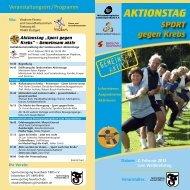 AKtionStAg - Sportkreis Stuttgart e.V.