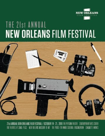 Program 2 - New Orleans Film Festival