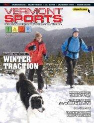 February 2009 - Vermont Sports Magazine