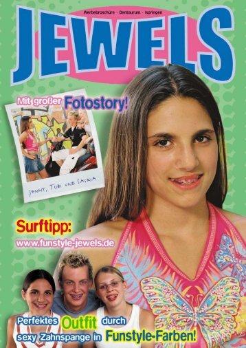 Jewels Fotostory - DENTAURUM