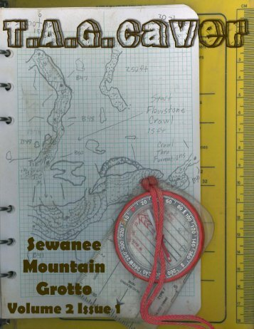 Vol 2 Issue 1 - National Speleological Society