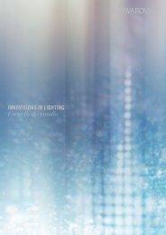 INNOVISIONS IN LIGHTING Formelle di cristallo - Swarovski
