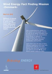 Wind Energy Fact Finding Mission -Denmark- - Hagerernst.com