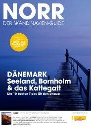 DÄNEMARK Seeland, Bornholm & das Kattegatt Die 10 ... - NORR