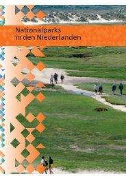 Nationalparks in den Niederlanden - Nationale Parken