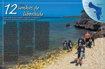 Ainda melhor do que mergulhar em Bonaire, é - Bonaire Entre Nous ...