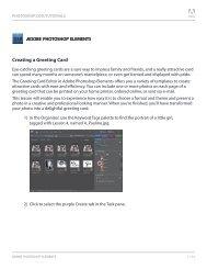 Creating a Greeting Card - Adobe