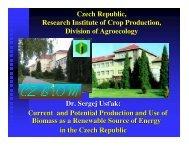 7. Biomass experience - utilization of sorrel - European Green Cities ...
