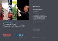 Wissenschaftsbuch 2013 - Bundesministerium für Wissenschaft und ...