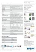 Epson Stylus SX445W - Page 2