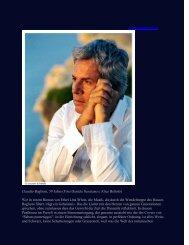 Claudio Baglioni, 59 Jahre (Foto Daniele Savaiano e Alice Bettolo ...