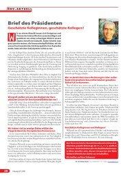 Ausgabe 03/2010 - ÖHV