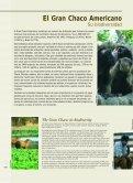 Evaluación Ecorregional del Gran Chaco Americano - WWF - Page 6