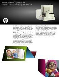HP Film Scanner Expansion Kit