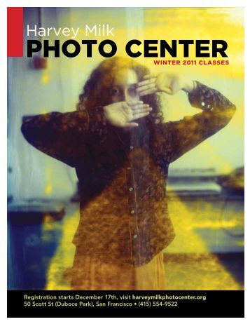 PHOTO CENTER - Harvey Milk Photography Center