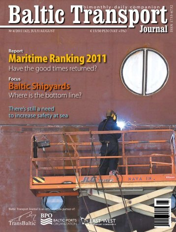Maritime Ranking 2011 - Baltic Press