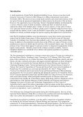 Report of the First Workshop on the Conservation and - IUCN SSC ... - Page 4