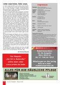 Heimspiele Februar 2012 - artntec - Page 4