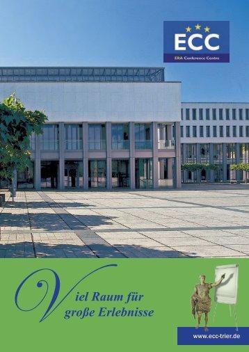 Broschüre - Deutschland Locations