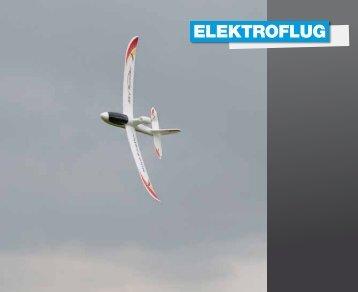10 Elektroflugmodelle - Modellsport Schweighofer
