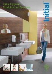 Initial Hygiene – Produkte und Services