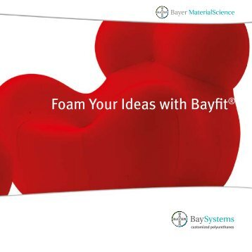 Foam Your Ideas with Bayfit® - BaySystems - customized ...